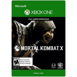 Mortal Kombat X Xbox One Full Game Download Code Emailed Worldwide Today