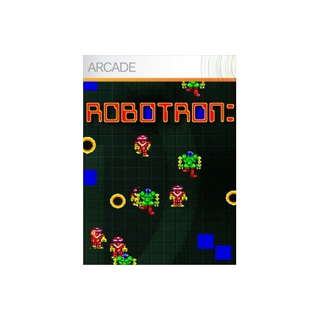 Robotron game for xbox live