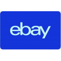 Ebay Gift Card $25 Code Certificate Emailed Worldwide