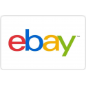 Ebay Gift Card $50 Code Certificate Emailed Worldwide