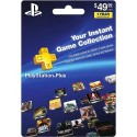 Sony PlayStation Plus 12 Month Subscription Card PS+ PS3 PSP Emailed