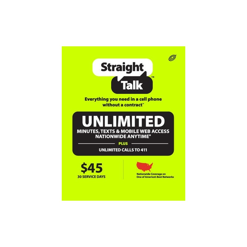 STRAIGHT TALK WIRELESS TERMS AND CONDITIONS OF SERVICE. I. General Terms and Conditions for Straight Talk Wireless Service II. Additional Terms and Conditions for Straight Talk International Long Distance Service. III. Additional Terms and Conditions for Straight Talk Wireless .