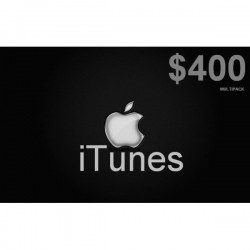 $400 iTunes Gift Card Apple USA iPhone iPad Mac 400$ (E-mail Delivery)